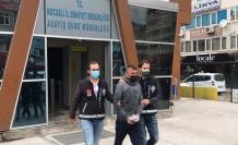 Sokak ortasında arkadaşını öldüren şahıs tutuklandı
