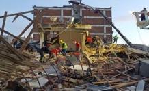 Depremde hayatını kaybedenlerin sayısı 109'a yükseldi