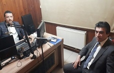 Gebze SGK Müdürü Şenlik Gebze Fm'de yapılandırmayı anlattı