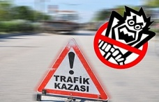 Kuzey Marmara Otoyolu'nda otomobil takla attı: 4 kişi yaralandı