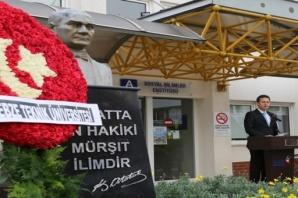 Atatürk GTÜ'de anıldı