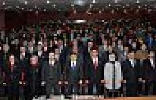 10 Kasım Atatürk'ü Anma Töreni Yapıldı