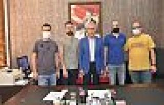 112'de görevli doktorlar Türk Sağlık Sen Kocaeli...