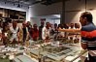 81 İlin Valilik çalışanları Kocaeli'yi gezdi