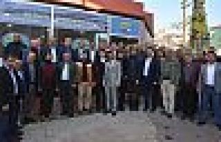 Başkan Toltar, Horasanlılarla Bir Araya Geldi