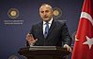 Dışişleri Bakanı Çavuşoğlu Neler Sölyedi ?