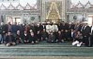 Gebze Müftülüğü tarafından Kur'an ziyafeti düzenlendi