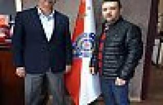 Gencer Emniyet Müdürü Gürbüz'ü Ziyaret Etti