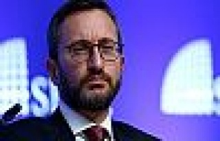İletişim Başkanı Fahrettin Altun: Habertürk'ü...
