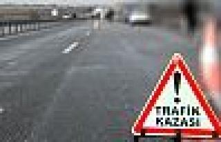 Kandıra'da Trafik Kazası: 5 Yaralı