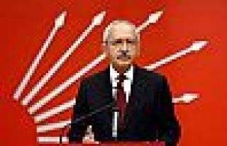 Kılıçdaroğlu'nun Teklifi Ne ?