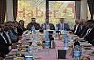 Kocaeli Erzurum Dernekler Federasyonu Yönetimini...