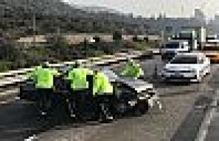 Kocaeli'nde 7 aracın karıştığı zincirleme kaza
