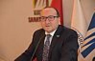 KSO Yönetim Kurulu Başkanı Ayhan Zeytinoğlu'nun...