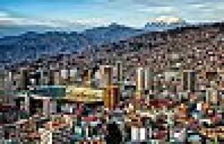 La Paz Hangi Ülke'nin Başkentidir ?