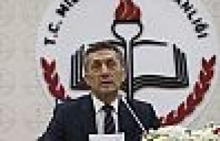 Milli Eğitim Bakanı Ziya Selçuk'tan son dakika...