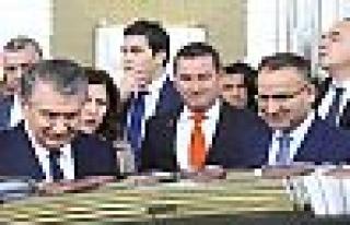 Özbekistan Cumhurbaşkanı Türkiye'ye Ziyareti'nin...