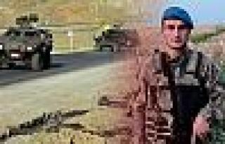 Son Dakika..Mardin'de askeri araca saldırı: Bir...