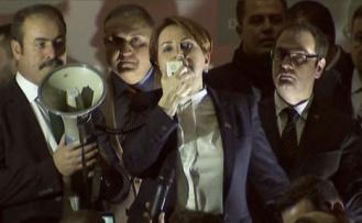 Akşener'i karanlıkta bırakan otelin müdürü görevden alındı
