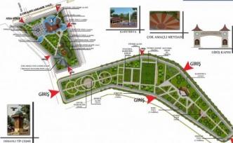 Kocaeli'den,Diyarbakır'a ''Kardeşlik Parkı''