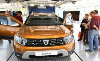 Yeni Duster Roadshow İstanbul ile son buldu
