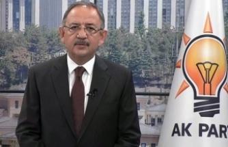 Mehmet Özhaseki AK Parti Genel Başkan Yardımcısı - Yerel Yönetimler Başkanı