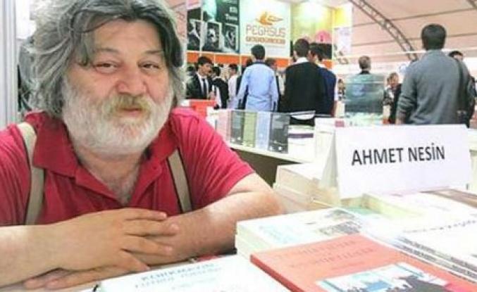 Ahmet Aziz Nesin'e yakalama kararı!
