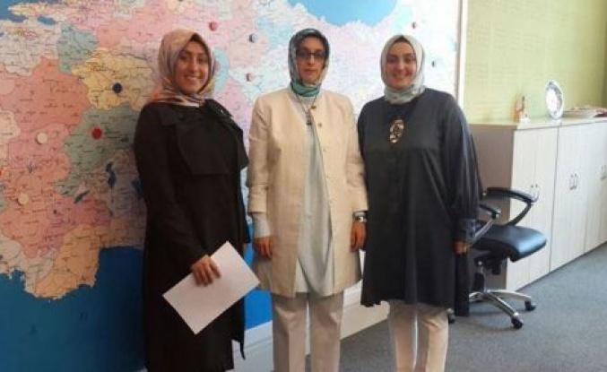AK Parti Kartepe Kadın Kolları'nda Başkan Belli Oldu