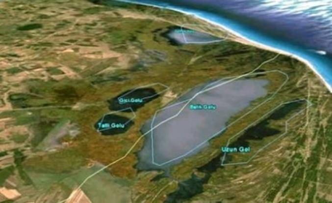 GTÜ Uydudan Su Kirliliğini Tespit Edebiliyor