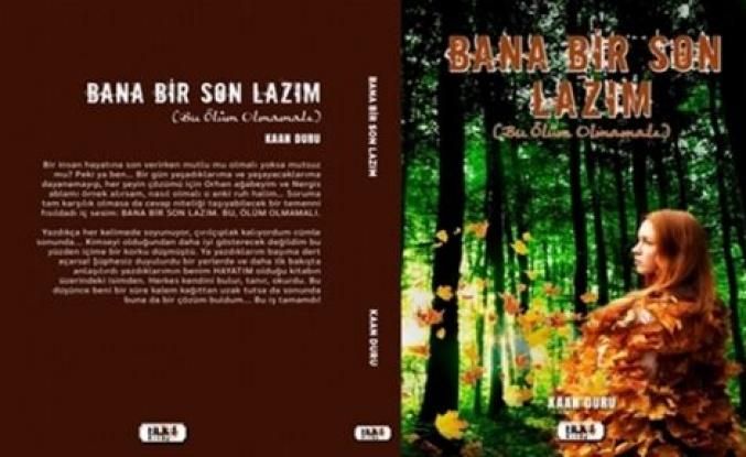 Kaan Duru'nun Kitabı Çıktı!
