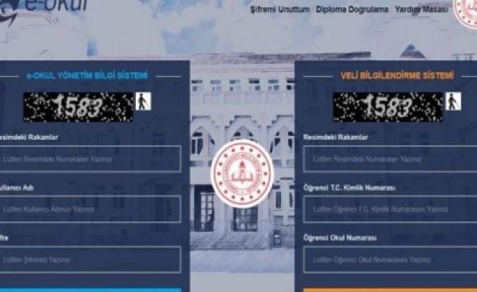 Karneler e-Okul'dan erişime açıldı