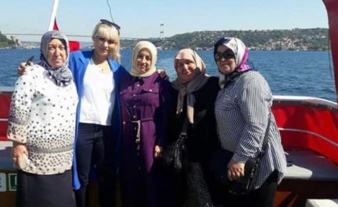 KARTEPE'Lİ KADINLAR İSTANBUL'U KEŞFETTİ