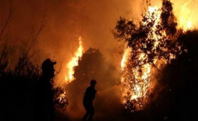 Sınırdaki yangın söndürülemiyor!