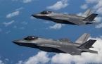Türkiye'nin ilk F-35 savaş uçağı ilk kez görüntülendi.